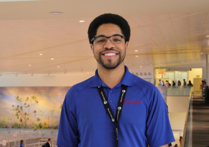 Black History Month Employee Spotlight Cameron Green News List Dallas Love Field Airport