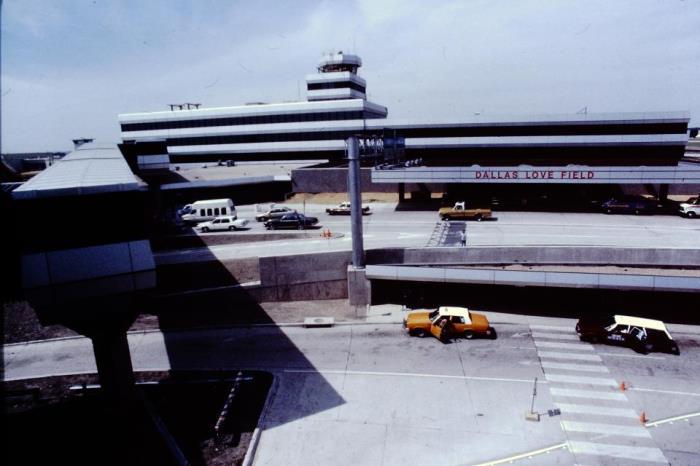 History | Dallas Love Field Airport